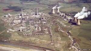 Site old Sellafield. Guardian